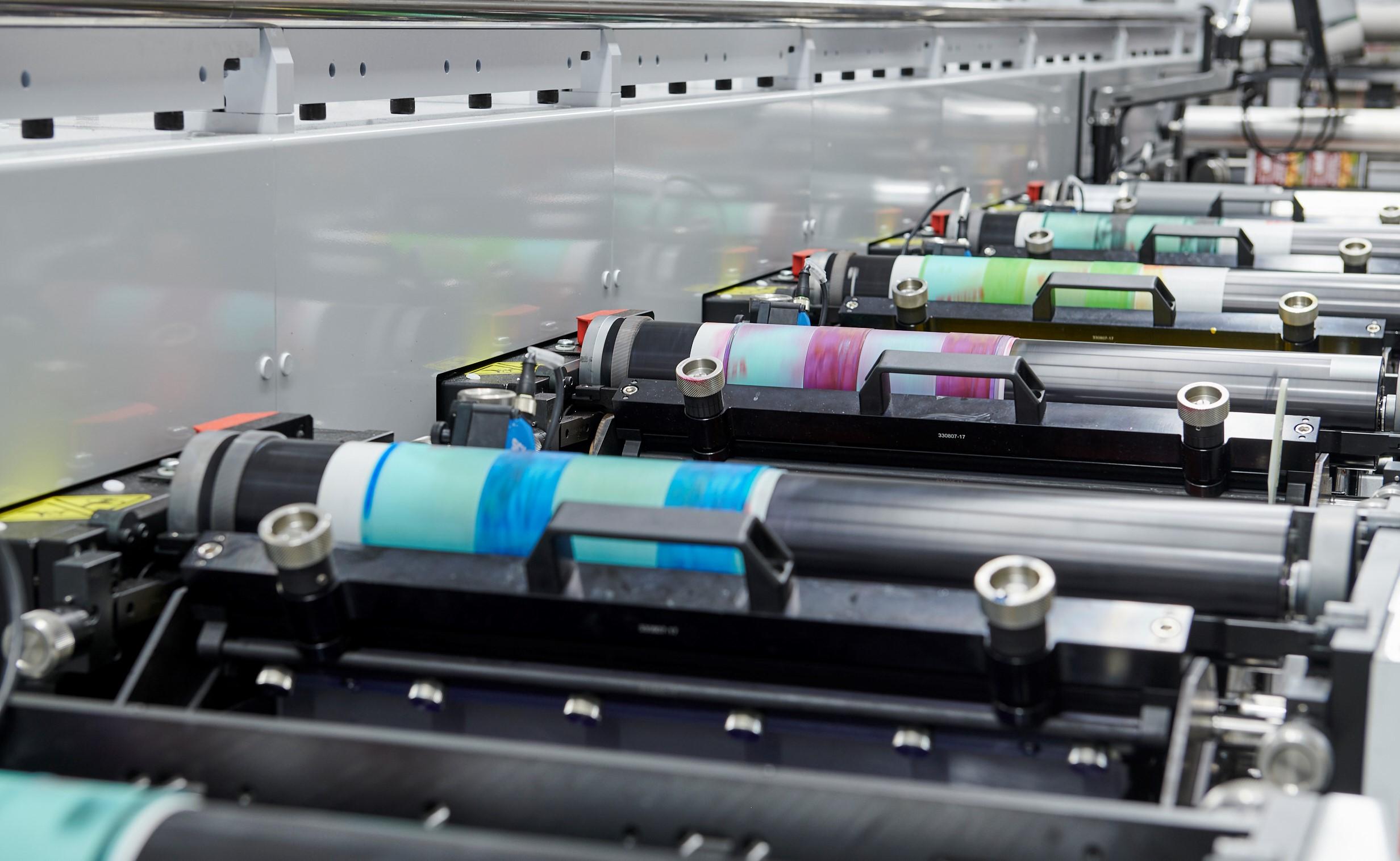 flexible packaging printer